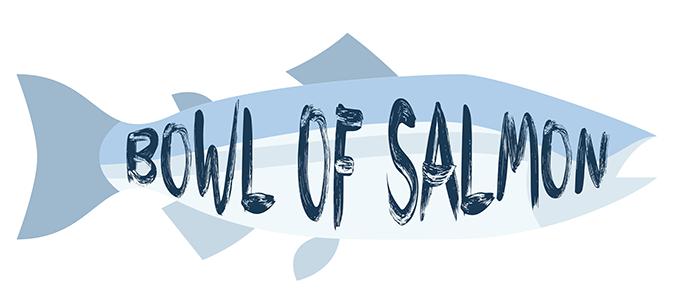 Bowl Of Salmon